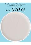 Kr Üres mastix edény ecsettel 50 ml-s 20030