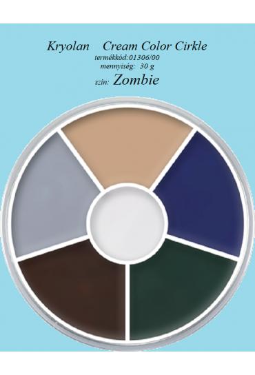 BN - MagiCake Aqua Paint paletta  - színes vízalap 6 szín / 24 g  CFK-6