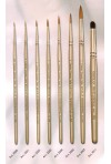 Kryolan - Sminkszivacs háromszög 6 db/cs 1447