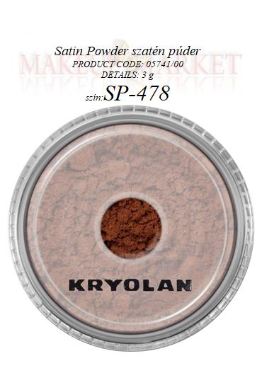Kr Glamour Glow Palette 8 szín 9078
