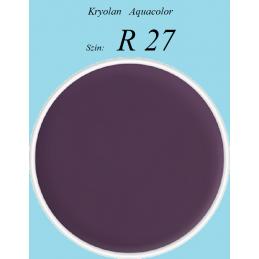 Kr Aquacolor 8 ml testszín  1101
