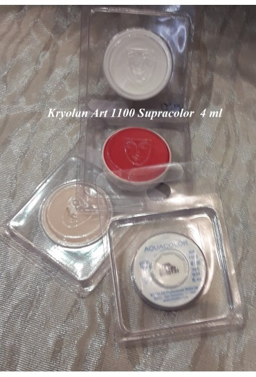 Kr Aquacolor 30 ml testszín  1102