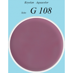 Kr Aquacolor színes1102