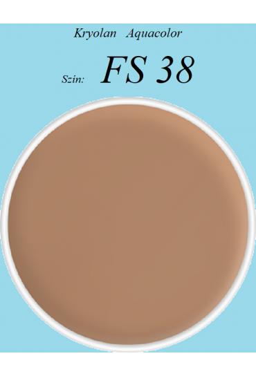 Kr Supracolor paletta testszín  6-s 1007