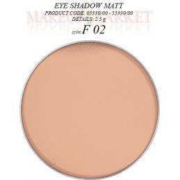Kr - Variety szemhéjszínező paletta - profi - 18 szín  20 g  5318