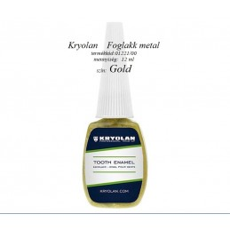Kr Tooth Enamel Metalic 12...
