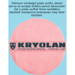 Kr Premium Powder Puff 8 cm...