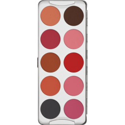 Kr Blusher Palette 10 szín...