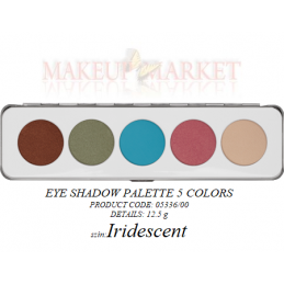 Kr Eye Shadow Palette  12,5...