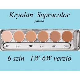 Kr Supracolor paletta  6...