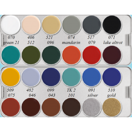 Kr Supracolor paletta  24...