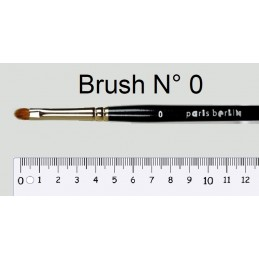 PB Brush N° 0 rúzsecset