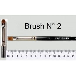 PB Brush N° 2 rúzsecset