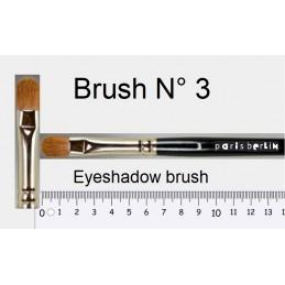 PB Brush N° 3 szemhéjecset