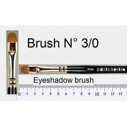 PB Brush N° 3/0 szemhéjecset