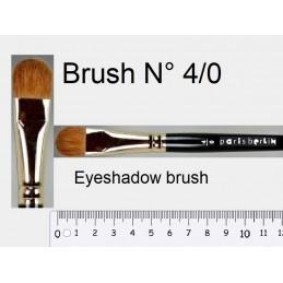 PB Brush N° 4/0 szemhéjecset