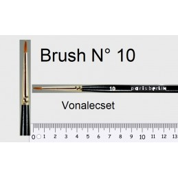 PB Brush N° 10 vonalecset