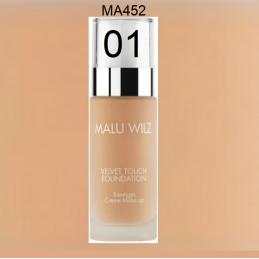 MW Velvet Touch alapozó MA452