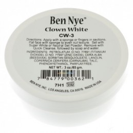 BN Clown White CW-3...