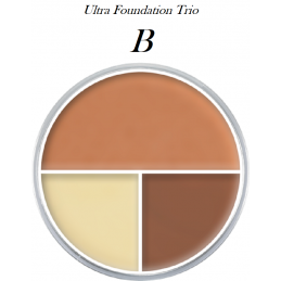 Kr Ultra Foundation Trio 40...