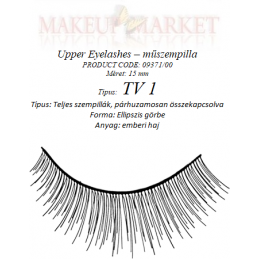Kr Upper Eyelashes –...