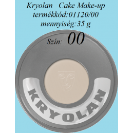 Kr Cake Make-up 35 g  1120